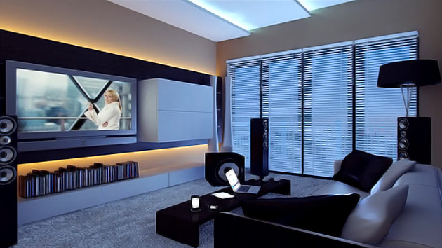 How To Set Up A Fun Filled Entertainment Room Home