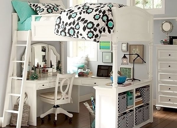 bedroom designs teenage girls - interior design
