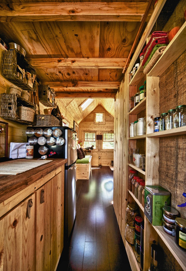 The Tiny Tack House A Couples Perfect Mobile Home Home