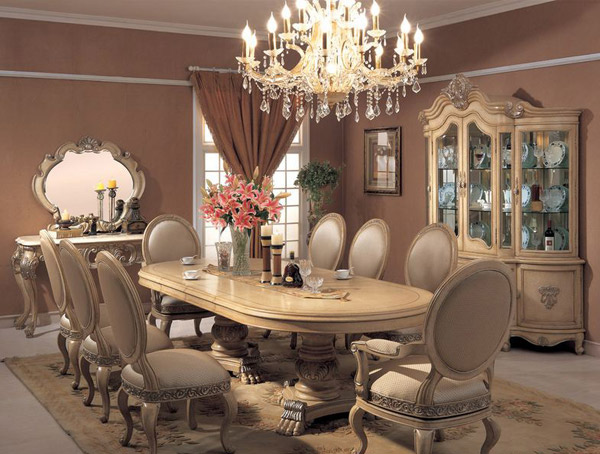 20 Traditional Dining Room Designs