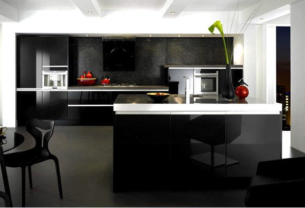 Modern Modular Kitchen Design