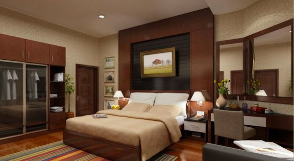 15 Bedroom Designs With Earth Colors