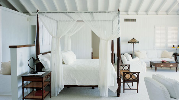 15 Dreamy And Romantic Full Draped Canopy Beds Home Design Lover