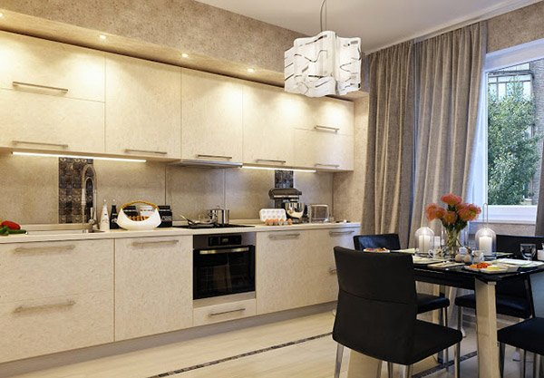 15 Lovely Kitchen Curtain Ideas Home Design Lover
