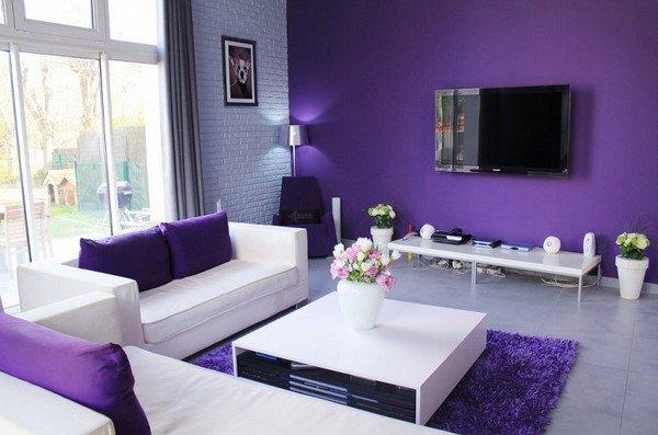 Printed Living Room Furniture