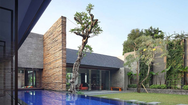 The Renovated Diminished House In South Jakarta Indonesia Home Design Lover