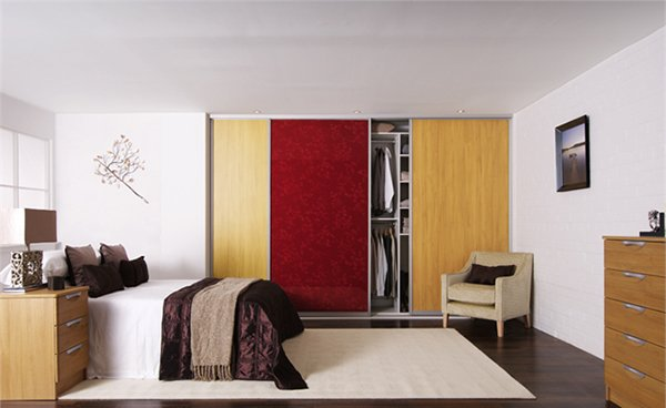 15 Bedroom Wardrobe Cabinets Of Different Colors Home