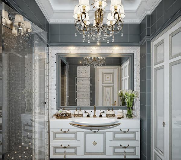 15 Traditional Bathroom Vanities In Luxurious Classic
