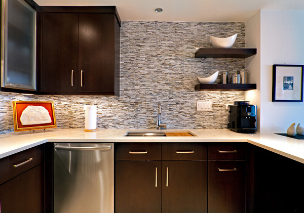 Mosaic Designs Kitchen Backsplash