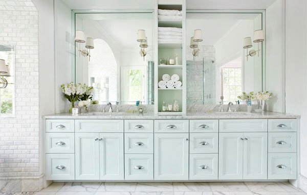 15 Traditional Tall Bathroom Cabinets Design Home Design