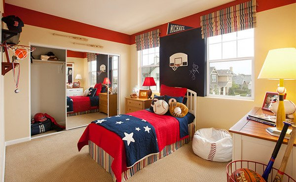 Get Athletic With 15 Sports Bedroom Ideas