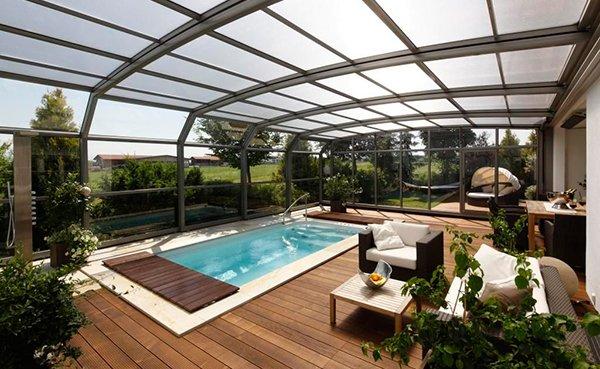15 stylish pool enclosure for year