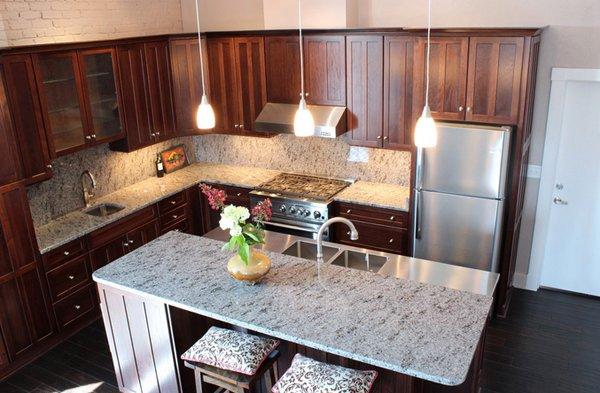 15 Different Granite Kitchen Countertops Home Design Lover
