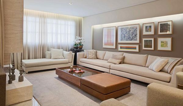 Image Result For Rectangular Living Room Floor Plan
