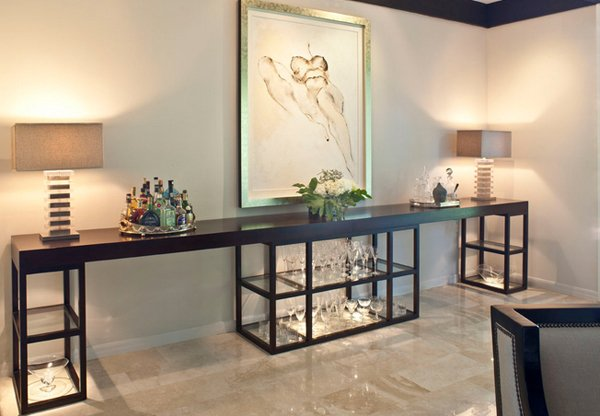 15 Awesome Dining Room Buffet Designs