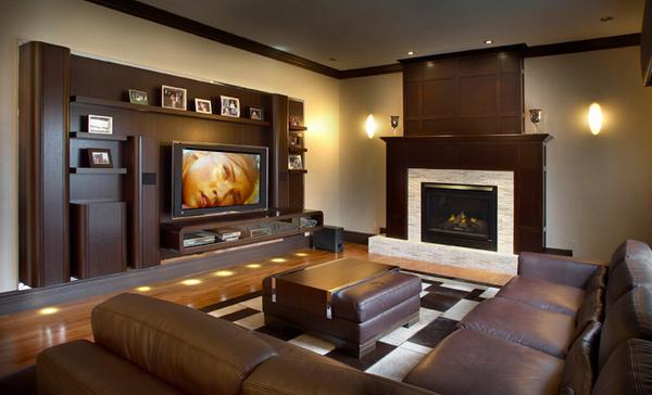 15 Modern Day Living Room TV Ideas