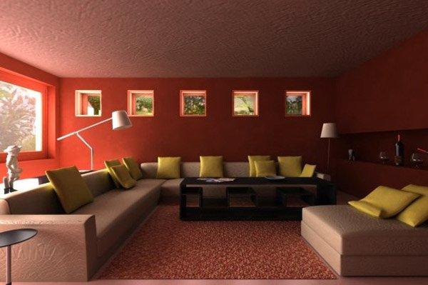 Living Traditional Homey Room