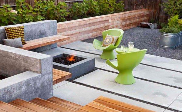 15 contemporary backyard patio designs