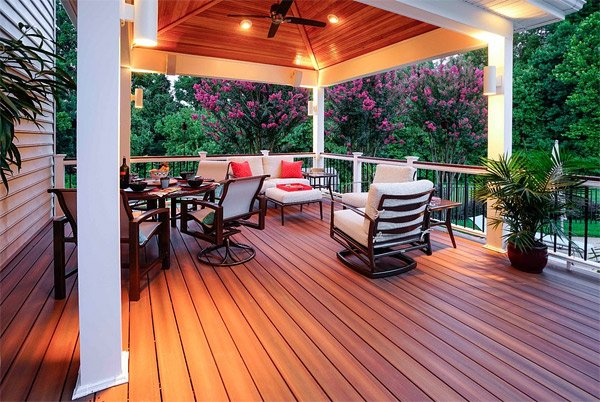 20 Timber Decking Designs That Can Append Beauty Of Your