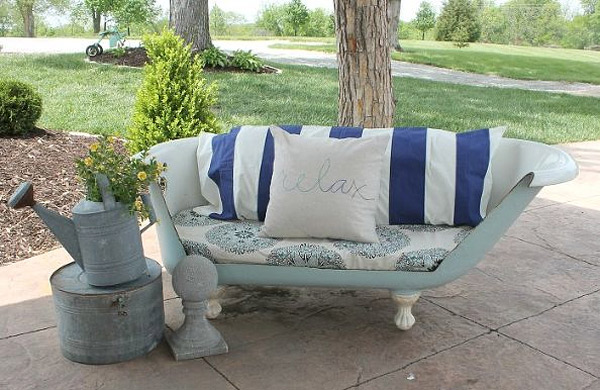 DIY Outdoor Furniture Ideas To Perk Up Your Gardens Home