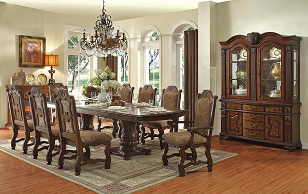 20 Elegant Designs Of Victorian Dining Rooms
