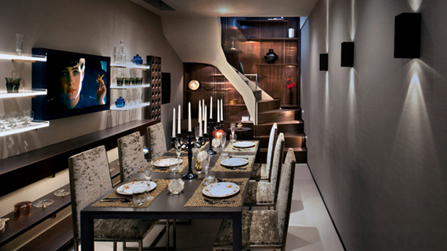 20 Flat Screen TV Furniture In The Dining Room Home Design Lover
