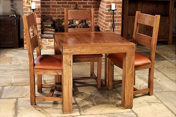 Contemporary Rustic Wood Furniture
