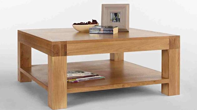 20 amazing square oak coffee tables