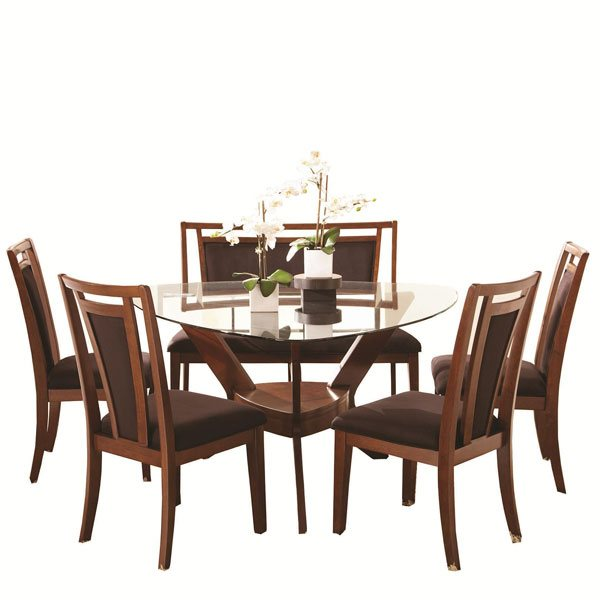 triangular dining tables