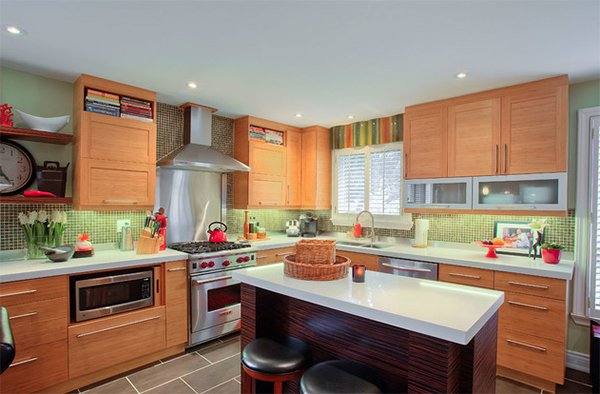 Condo Kitchen Design Ideas Contemporary