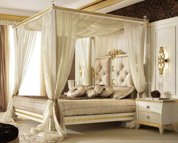 20 queen size canopy bedroom sets