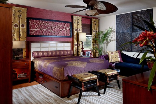 Purple And Gold Bedroom Ideas Novocom Top