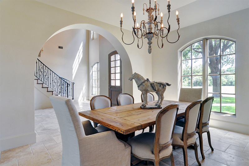 25 Ideas on How to Add an Archway in the Dining Area ...