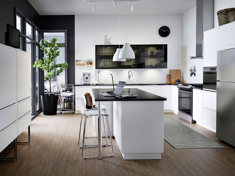 20 Modern Kitchen Furniture That Will Add Personality To