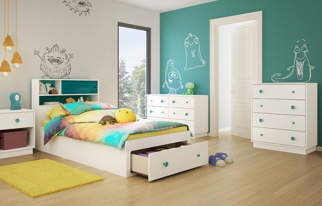 25 Modern Kids Bedroom Designs Perfect for Both Girls and ...
