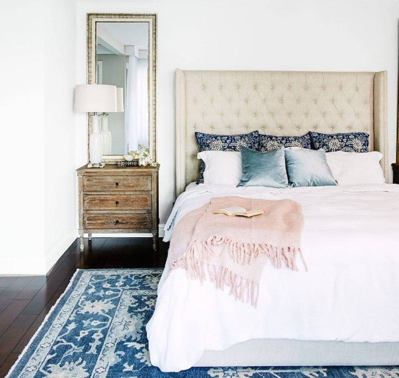 20 beautiful bedrooms with mirrors