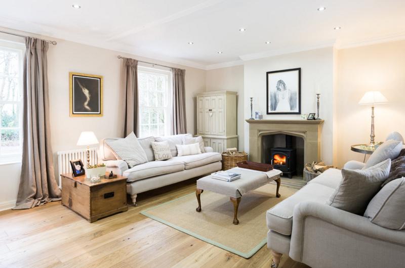 Yorkshire Cottage  Indoor Wood Burning Fireplaces