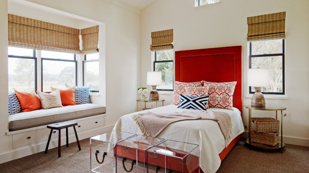 title | Bedroom Decoration With Bay Window