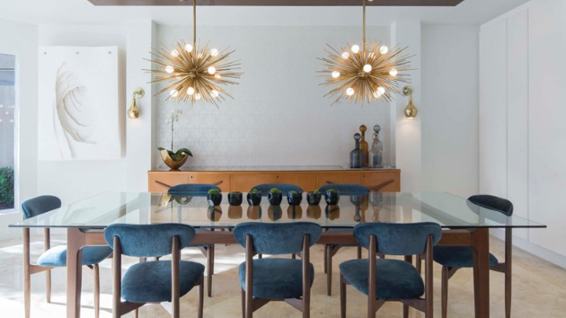 choosing the perfect dining table light