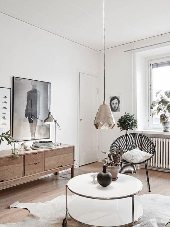 Scandinavian home decor trend