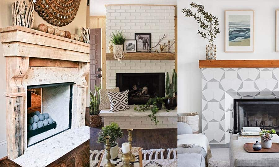 50 Modern Fireplace Ideas Best Contemporary Fireplaces 2020 Edition