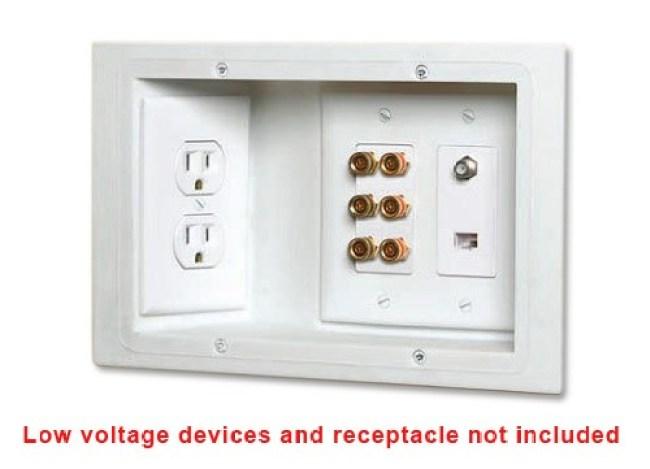 Recessed Electric panel