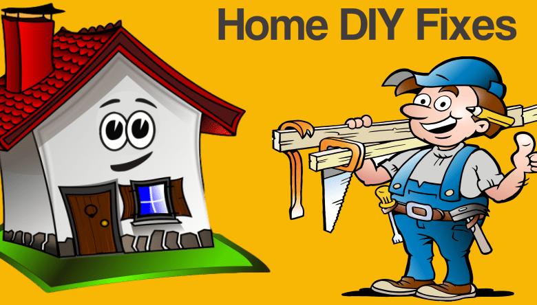 Home DIY Fixes