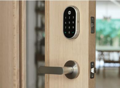Yale-Nest lock