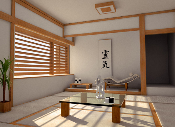 Samurai Style For The Modern Home : More Ideas For
