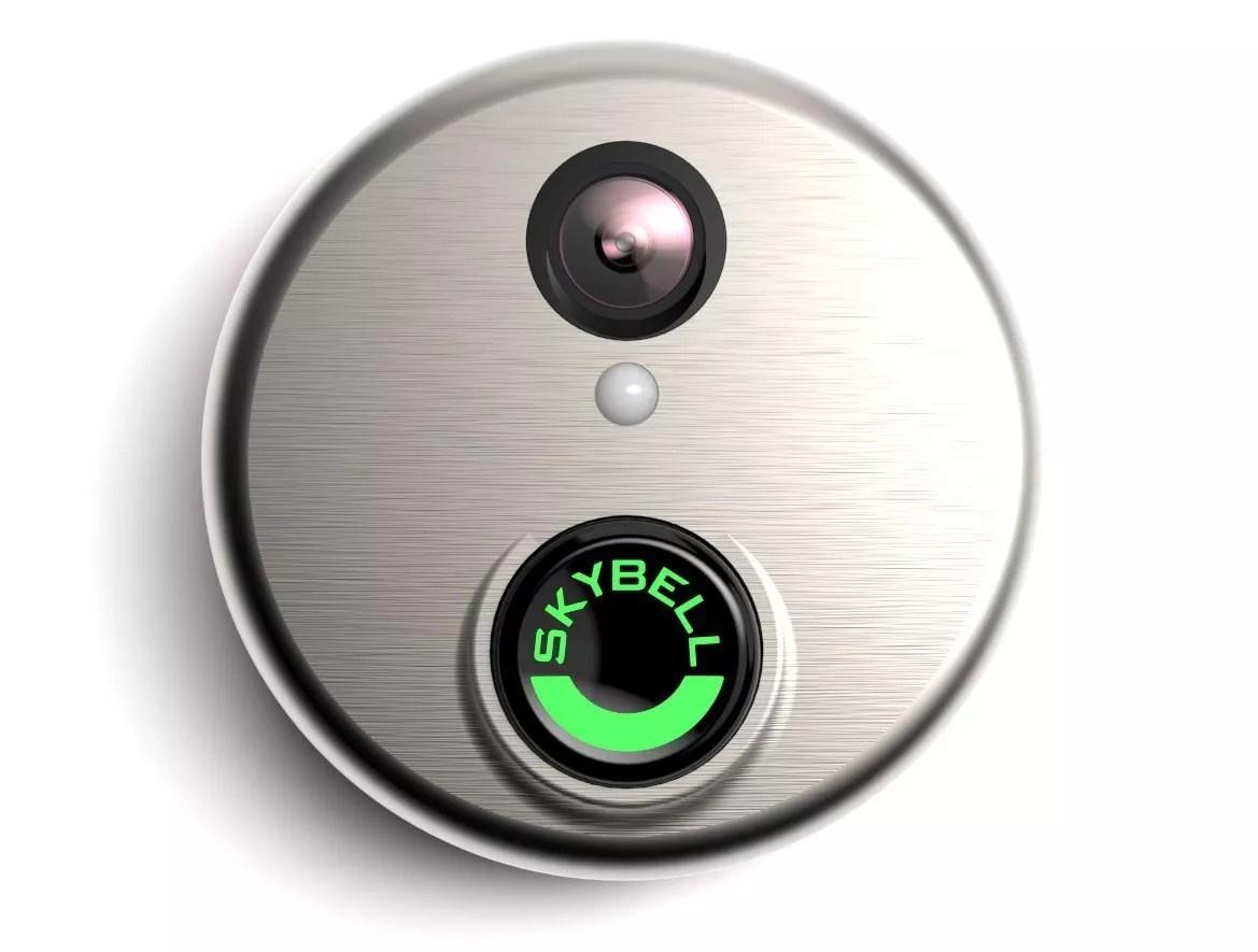 Skybell wifi video doorbell