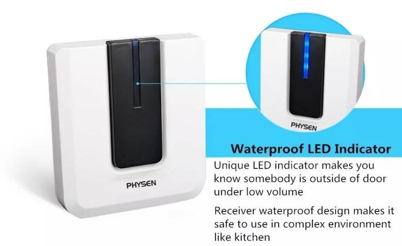 Physen Wireless Doorbell kit