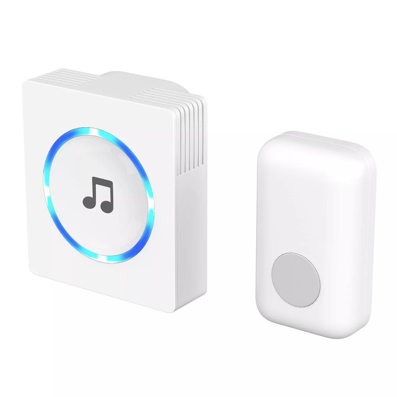 JETech Portable Wireless DoorBell