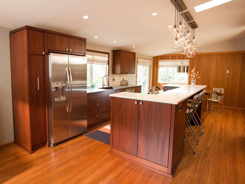 Modern Galley Kitchen Ideas