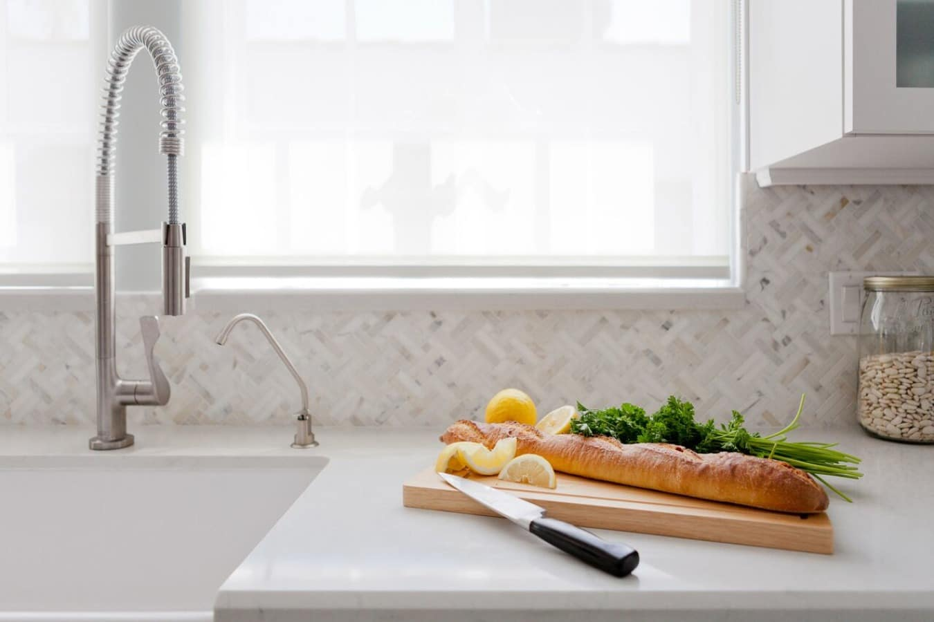 How Install Ceramic Tile Backsplash